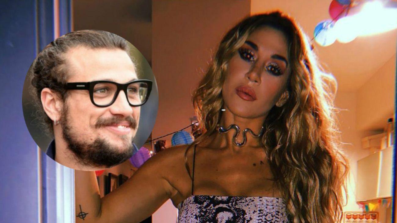 El «cariñoso» reencuentro de Jimena Barón y Daniel Osvaldo