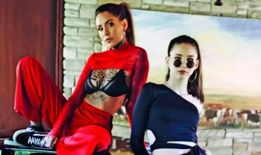 La «guerra» de las hermanas Tinelli: así escrachó Juanita a Cande en las redes sociales