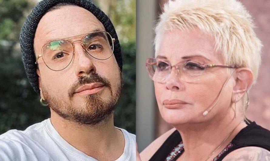 Fede Bal, enojado con Los Ángeles de la Mañana por una intimidad de Carmen Barbieri