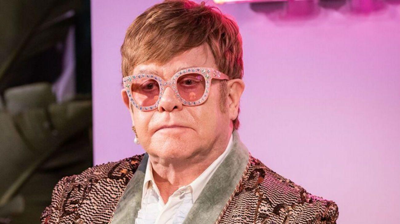 Elton Jhon: «Estuve a 24 horas de apagarme»