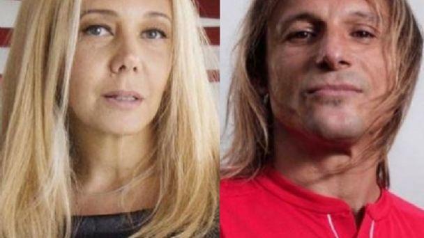 Duro golpe de Mariana Nannis a Claudio Caniggia en su llegada a la Argentina