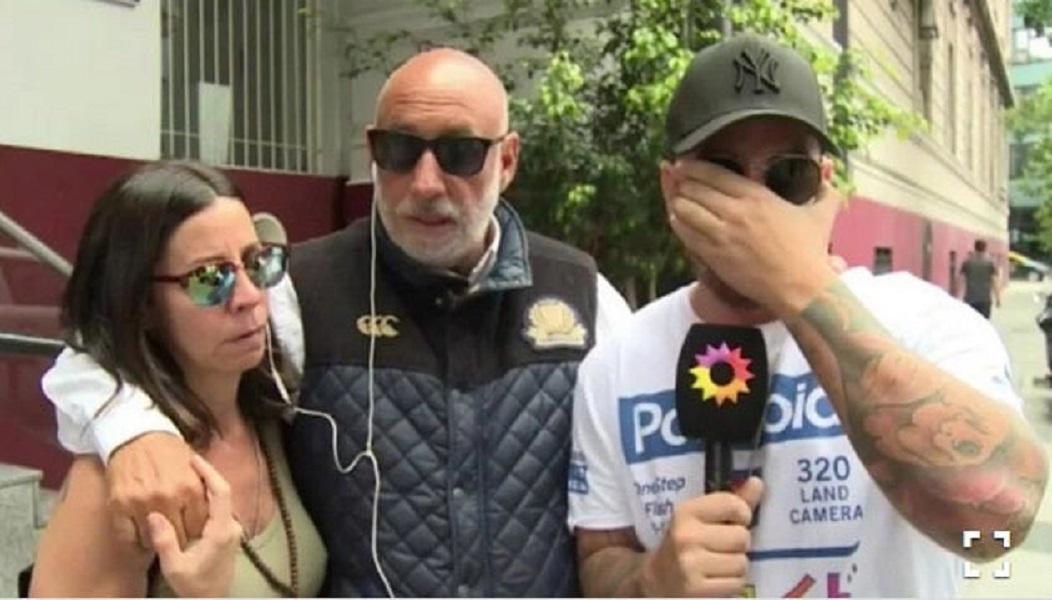 """Fede Bal y sus hermanos, juntos para despedir a su papá: """"Si quiere irse es el momento"""" [VIDEO]"""