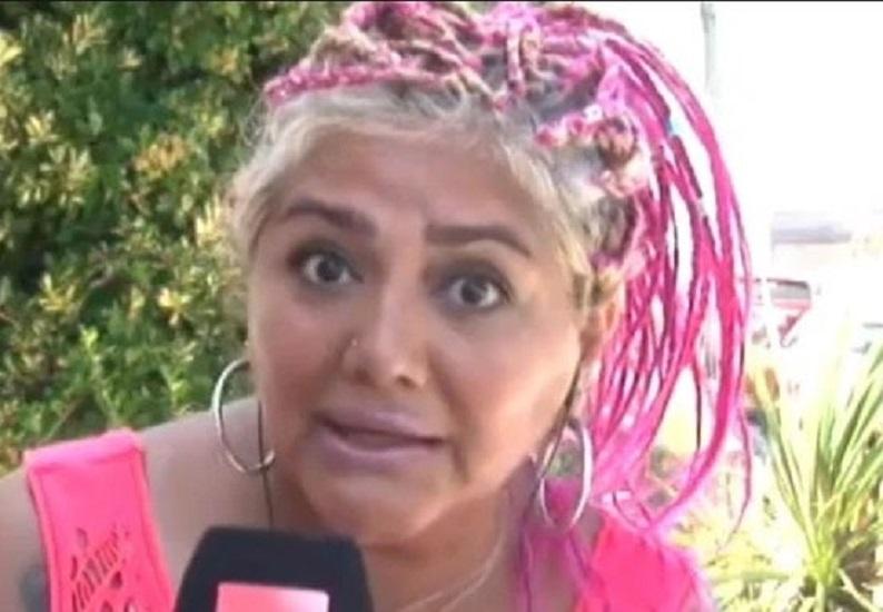 Gladys, la Bomba Tucumana, abandonó un móvil EN VIVO porque la trataron de chorra [VIDEO]