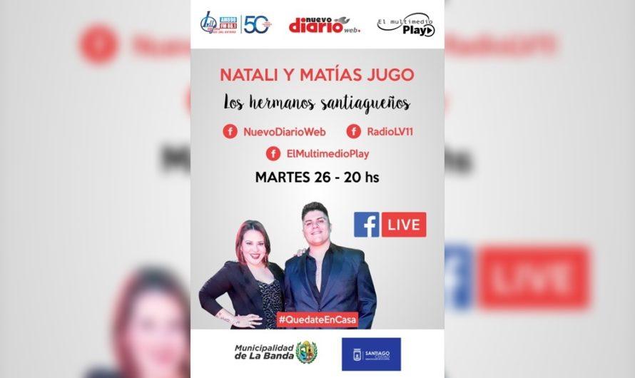 «Los Hermanos Santiagueños» te invitan a disfrutar de su show por El Multimedio Play