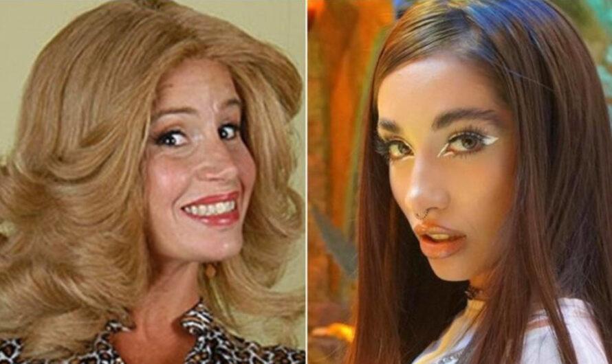Cómo respondió María Becerra al bullying que le hicieron comparándola con Moni Argento