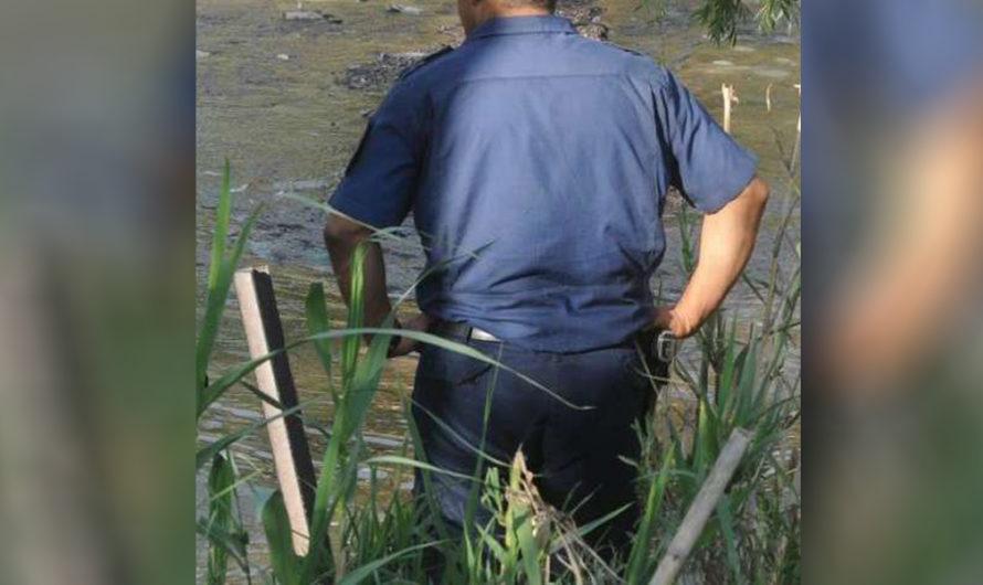 El horror: encontraron a un menor de 2 años ahogado en una acequia