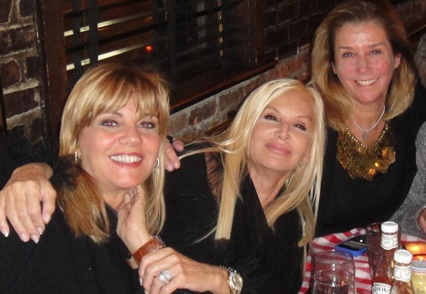 VIDEO: Susana Giménez, Marcela Tinayre y Teté Coustarot, descontroladas en Nueva York