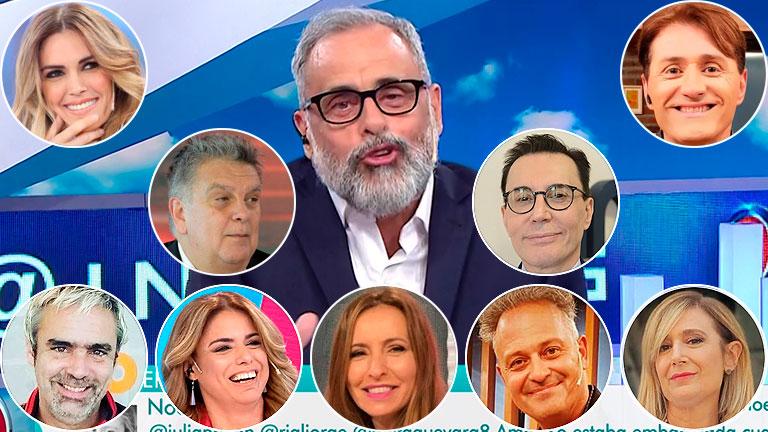 """La sorpresiva revelación de Jorge Rial en Intrusos: """"Van a ser invitados…"""""""
