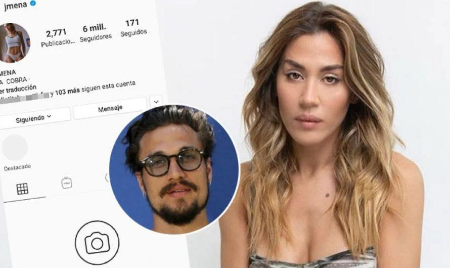 La drástica decisión de Jimena Barón: cerró su Instagram