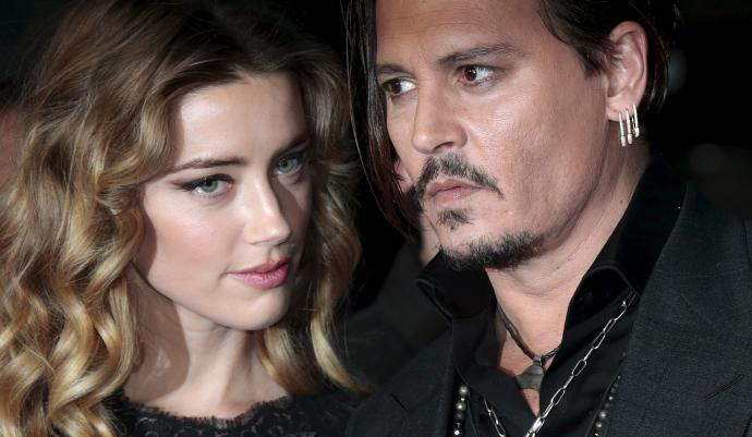 El violento matrimonio de Amber Heard y Johnny Depp