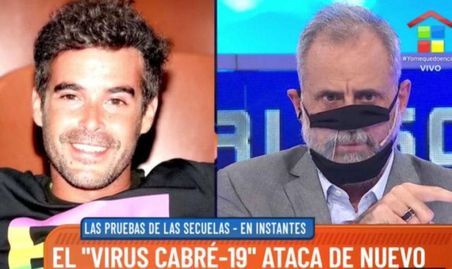 Rial comparó a Cabré con el Covid-19: «Este virus ataca a las mujeres, nunca a los hombres»
