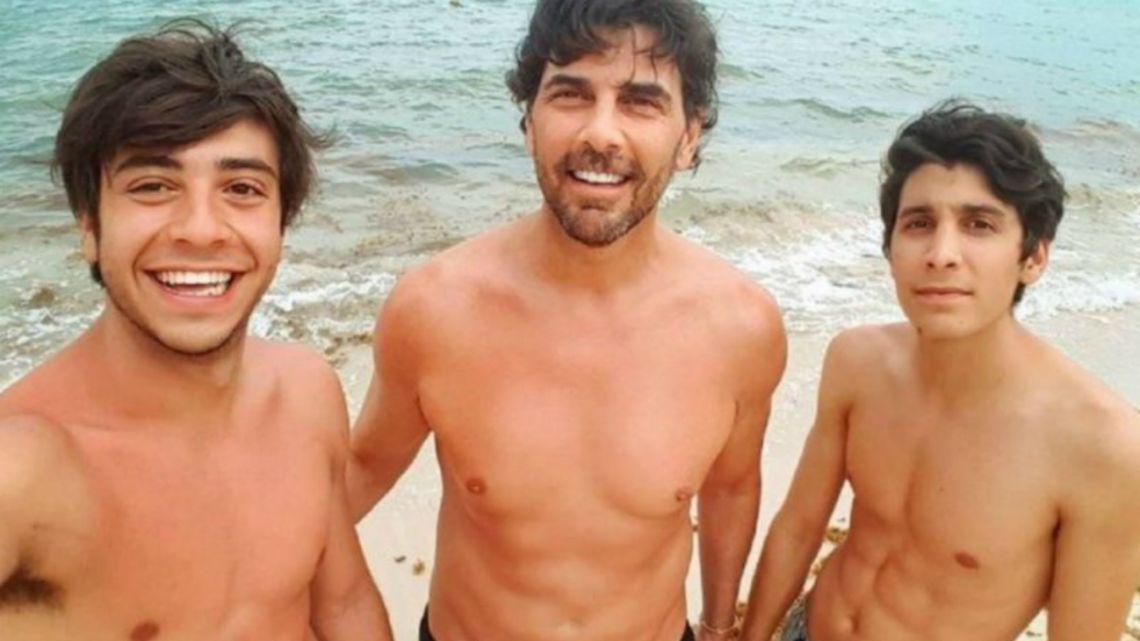 Un llamativo video reflejó parte de los festejos de Juan Darthés en Brasil