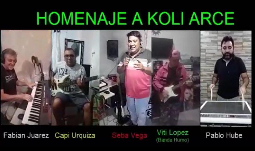 [Emotivo Homenaje] Músicos santiagueños realizaron un tributo a Koli Arce