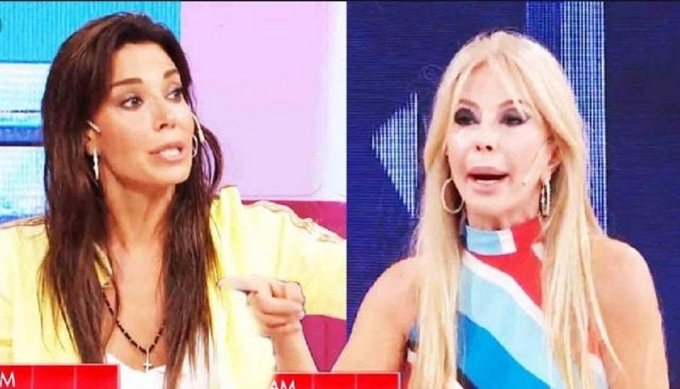 """El tenso saludo entre Laura Fidalgo y Graciela Alfano que incomodó a todos en LAM: """"Sos una traidora"""" [VIDEO]"""