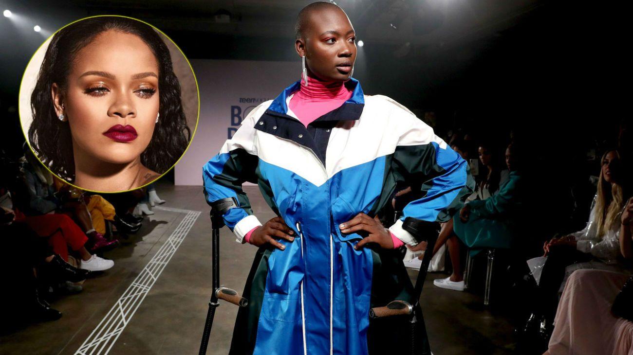La tristeza de Rihanna por la muerte de la modelo Mama Cax