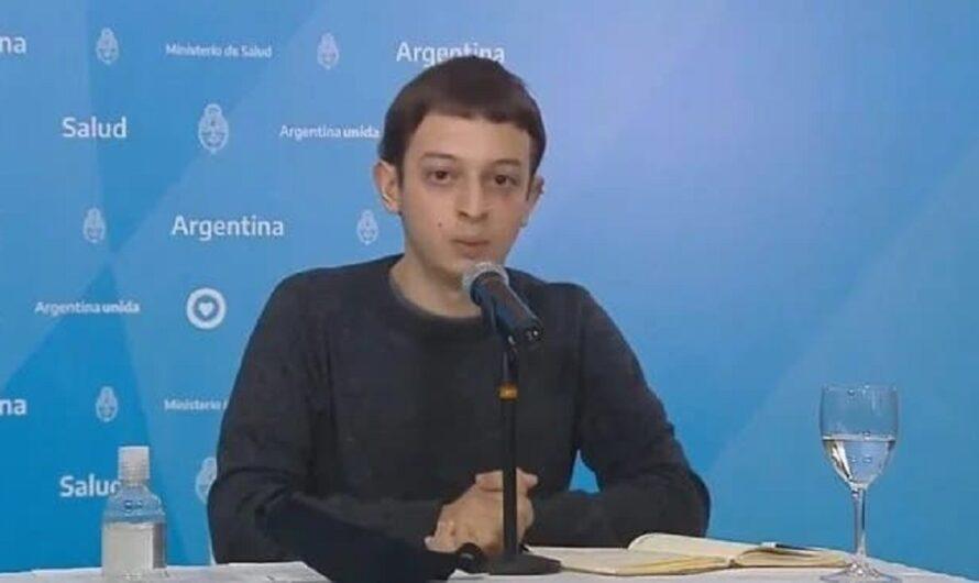 """""""Les pibis"""": un joven funcionario nacional utilizó el lenguaje inclusivo y las redes estallaron [VIDEO]"""