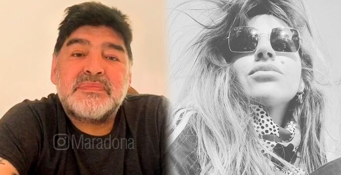 Maradona casi muere ahogado con su vómito, en su cumpleaños