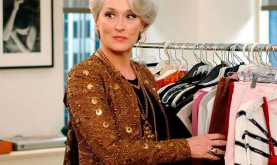 La dura confesión de Meryl Streep sobre la filmación de «El diablo viste a la moda»
