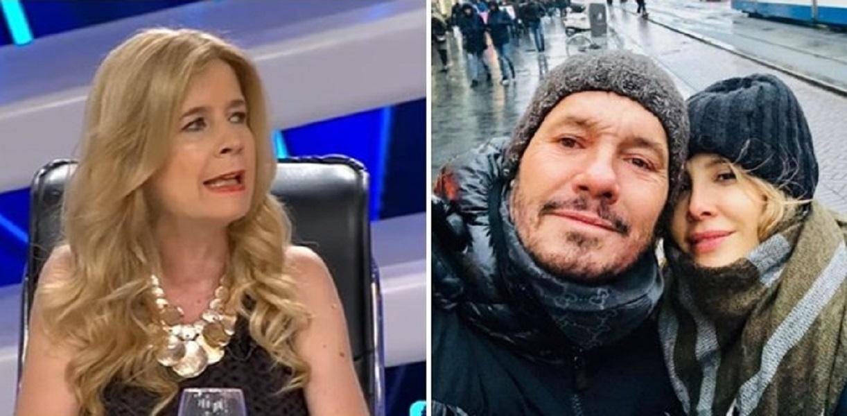 Mercedes Ninci contó que Tinelli está separado desde hace 10 días, pero esto fue lo que respondió Marcelo