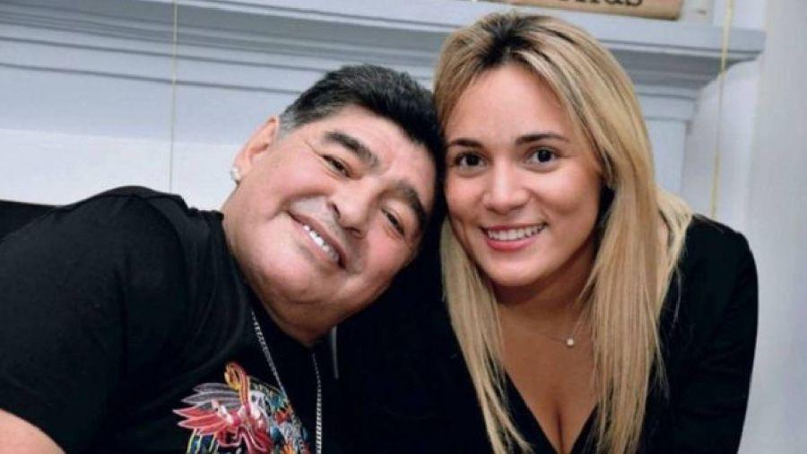 Estos son los detalles de la demanda que Rocío Oliva le hizo a Diego Maradona