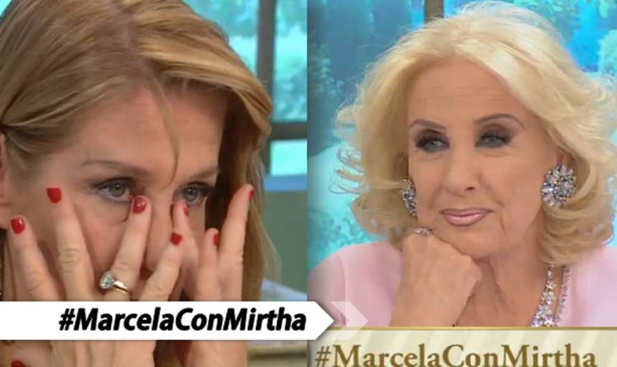 Marcela Tinayre reveló duros detalles de cómo le avisó a Mirtha que había muerto «Goldy»