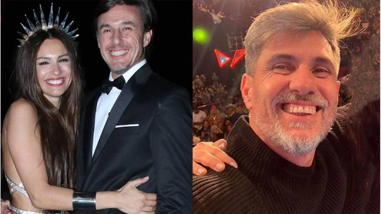 """El Chato Prada se refirió a la posibilidad de que García Moritán participe del Bailando: """"Pampita tiene que dejarlo"""""""