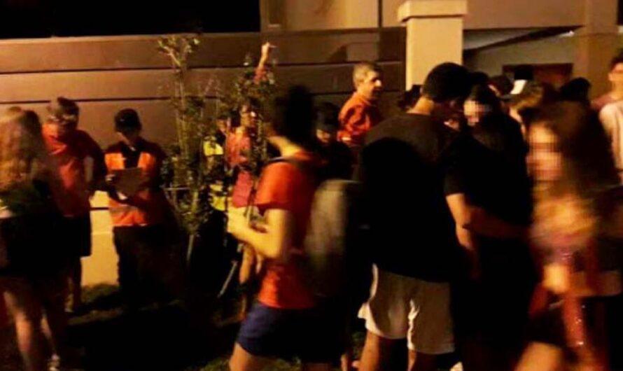 Kike Teruel envuelto en escándalo por golpes durante una fiesta clandestina: «Capaz quieren salir en la televisión»