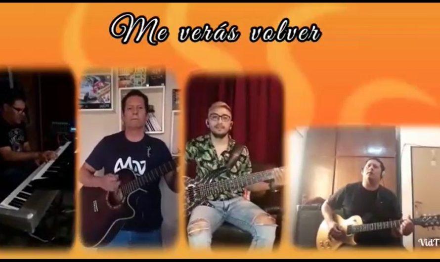 """""""Música para la cuarentena"""": el proyecto de unos artistas de Añatuya [VIDEO]"""