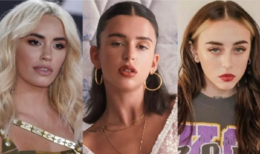 El inesperado y sexy encuentro entre Lali Espósito, Nathy Peluso y Nicki Nicole en Madrid