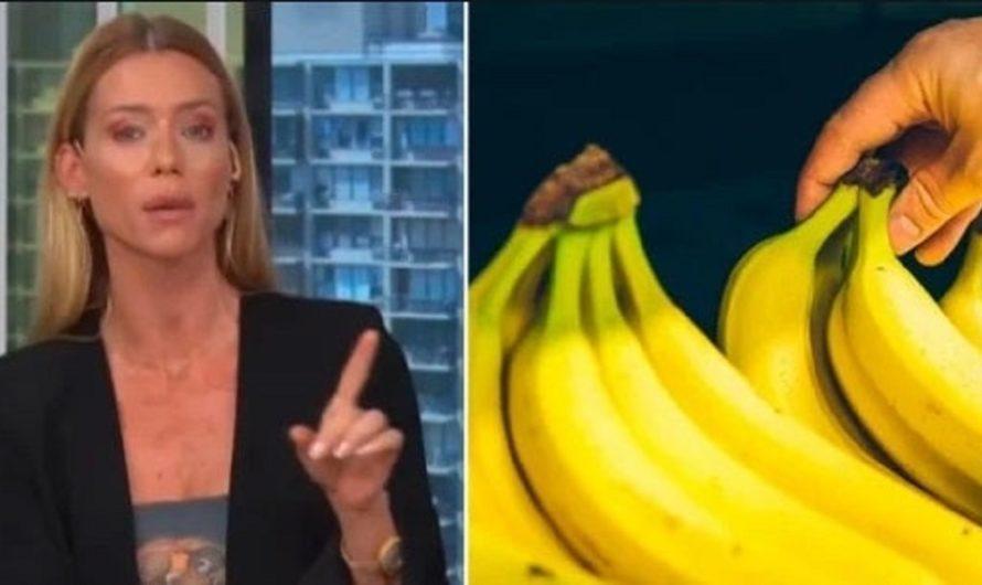 Nicole Neumann explicó los beneficios desconocidos de comer banana en cuarentena