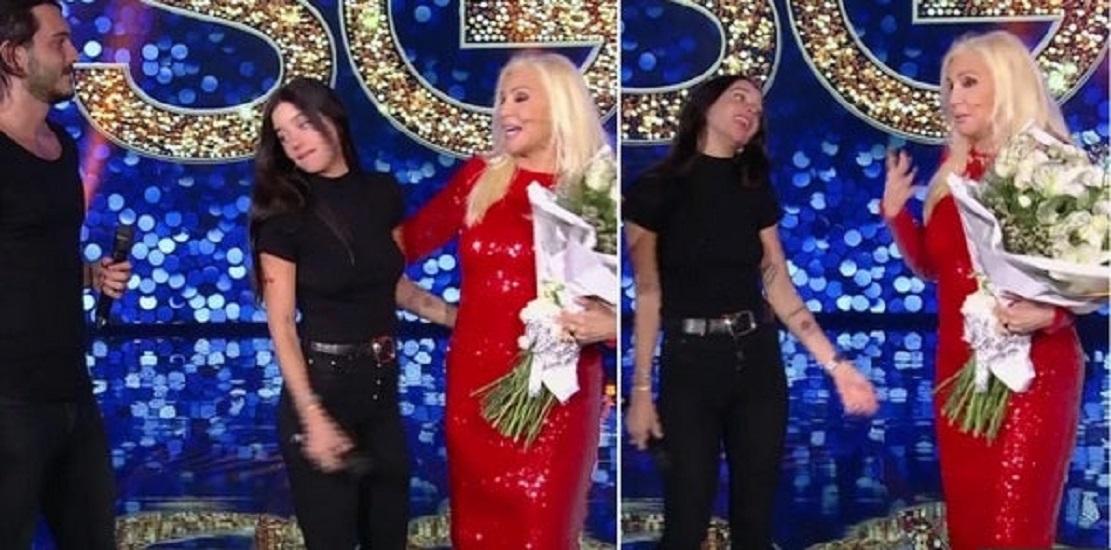 Tremendo: la nieta de Susana le faltó al respeto en vivo [VIDEO]