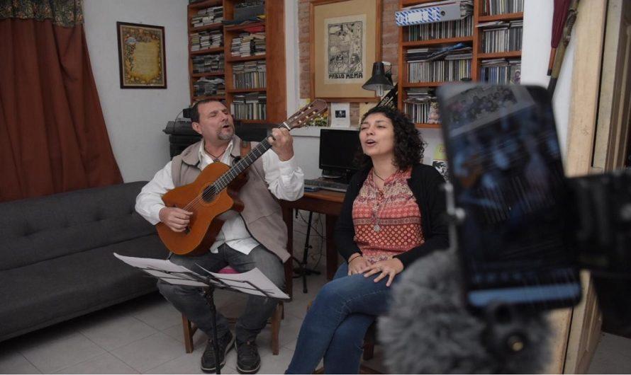 VIDEO: Escuchá lo mejor del folclore de la mano del Dúo Oblivion