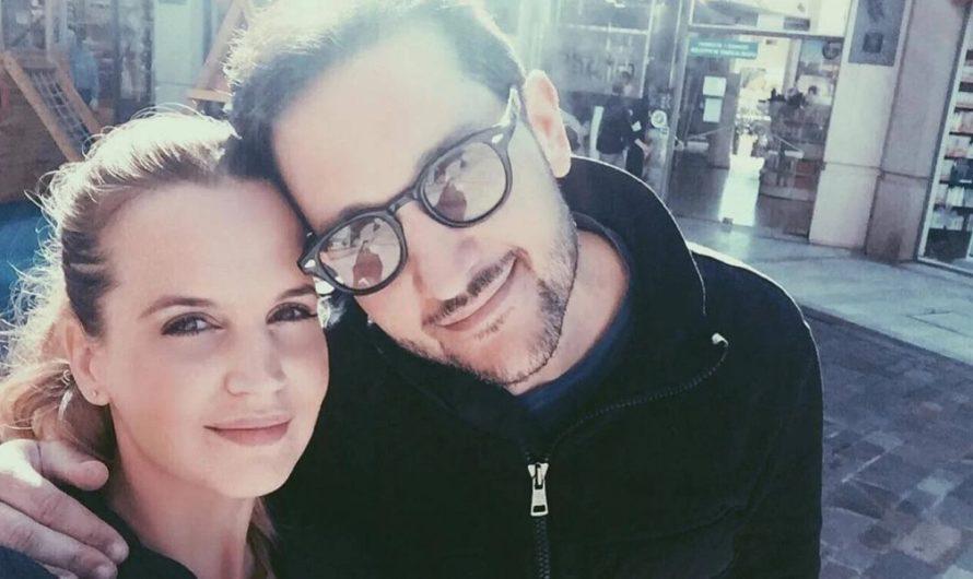 ¡Son más tiernos!: Garciarena y  Paoloski compartieron las primeras fotos de su beba