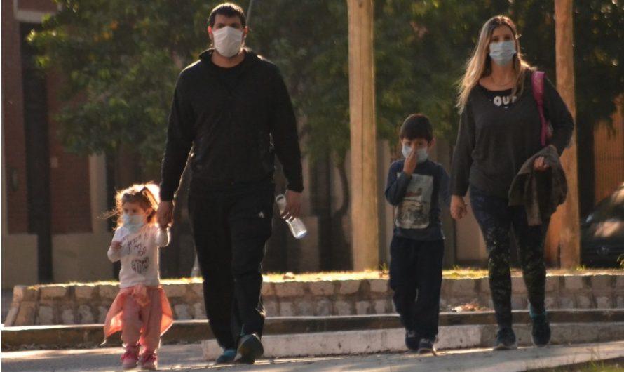 [GALERÍA DE FOTOS] Así disfrutaron los niños de su paseo permitido en el Parque Aguirre