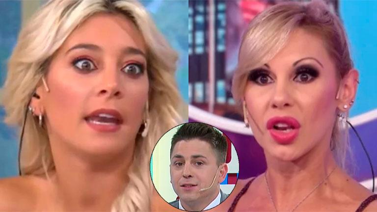 Pampito contó cuál fue el verdadero motivo de la pelea entre Mónica Farro y Sol Pérez