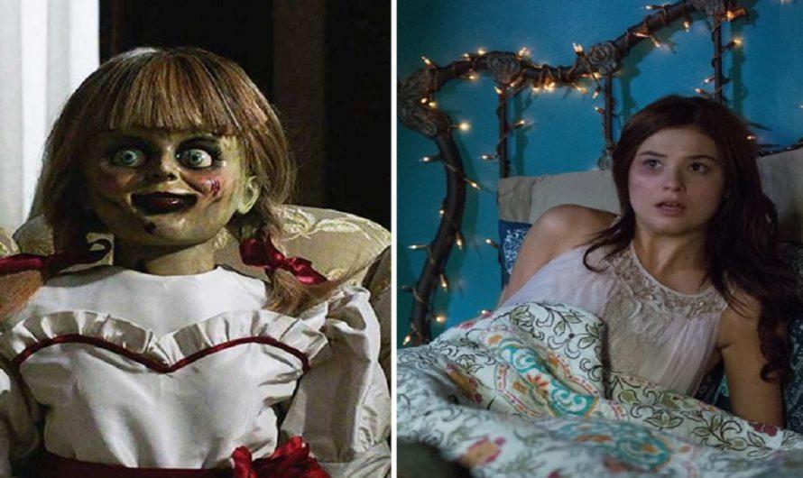 Imperdible: «Annabelle», «La noche del demonio 3» y más llegan ahora a Netflix