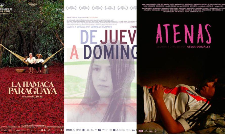 10 películas latinoamericanas liberadas por los cineastas