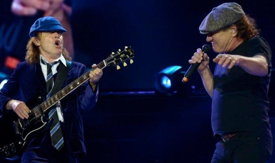 Dee Snider confirma el regreso de AC/DC con la alineación original