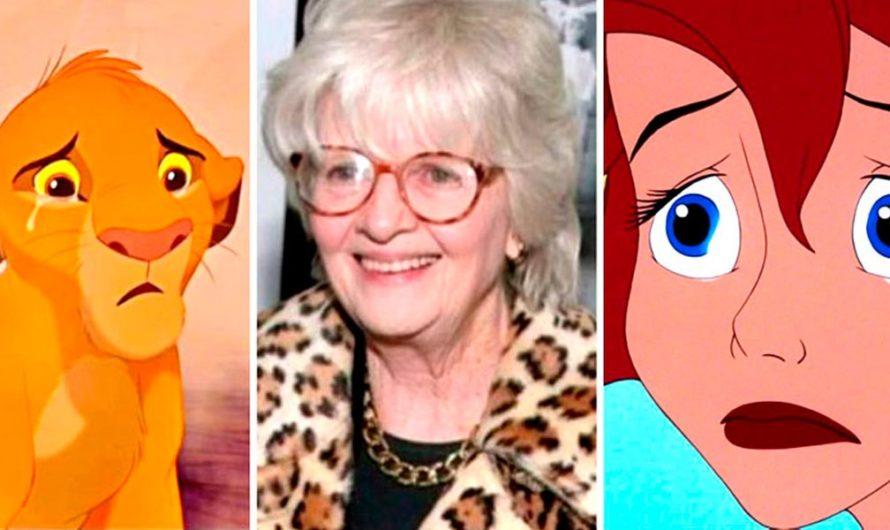 """El coronavirus se cobra otra vida en la animación: murió la creadora de """"El Rey León"""" y """"La Sirenita"""""""