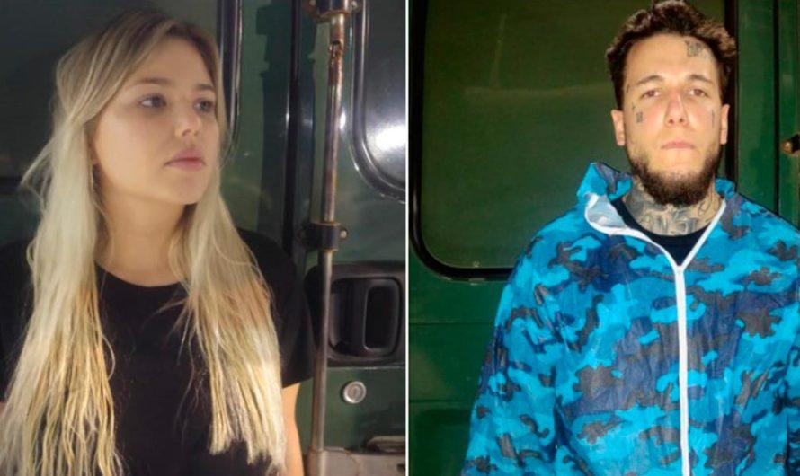 Todos los detalles de la detención de Alexander Caniggia y Macarena Herrera en el peaje Hudson