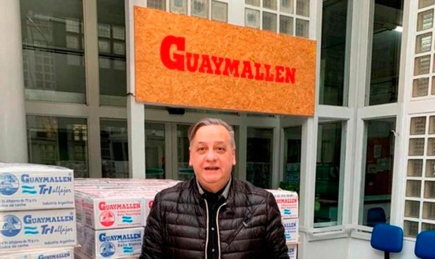 """Dueño de Guaymallén: """"No despediremos a ninguno de nuestros operarios, le pagaremos todo su salario y abriremos una nueva planta"""""""