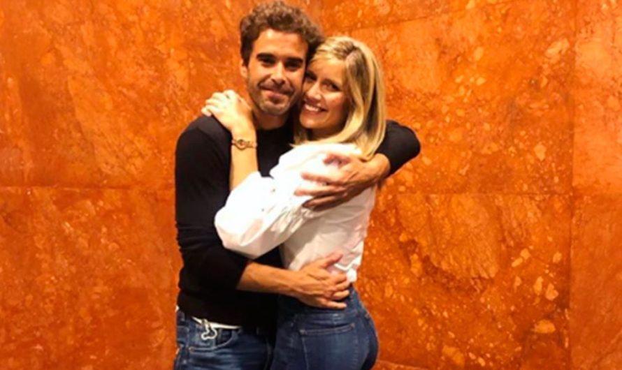 La cuarentena de Laurita Fernandez y Nicolás Cabré confirma que siguen juntos