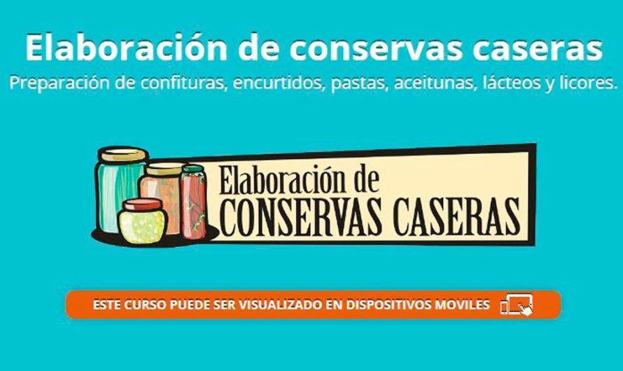 INTA ofrece cursos online sobre elaboración de conservas