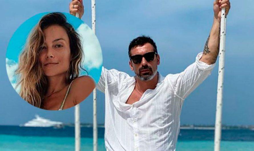 La icardeada de Pocho Lavezzi: aislado con la ex de su mejor amigo