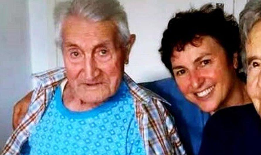 Un hombre de 101 años sobreviviente de la gripe española supera el coronavirus