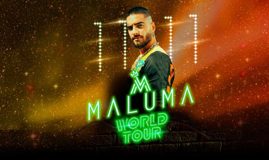El coronavirus altera los planes del tour por Europa de Maluma