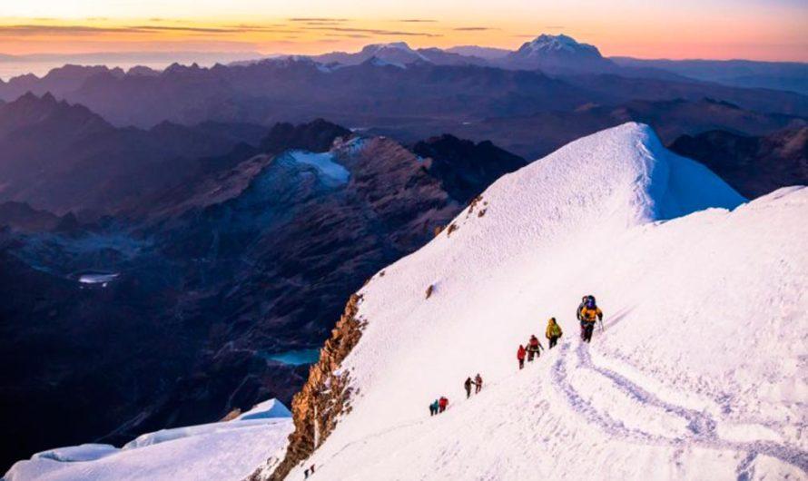 Montañistas chocan con la realidad después de 46 días