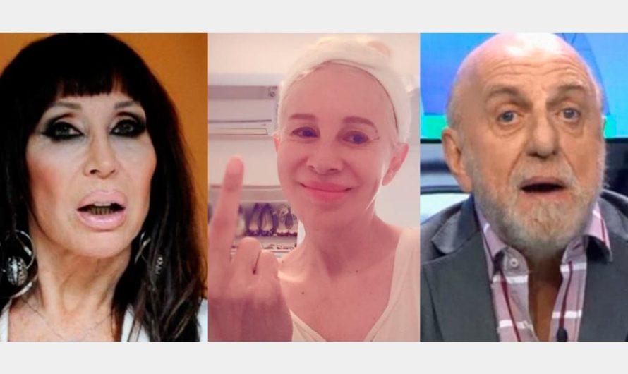 El rechazo de Moria Casán, Nacha Guevara y Horacio Pagani al «permiso especial» para los mayores de 70 años