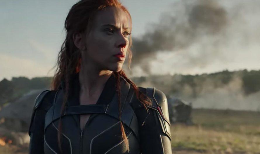Marvel libera el tráiler final de Black Widow más poster oficial