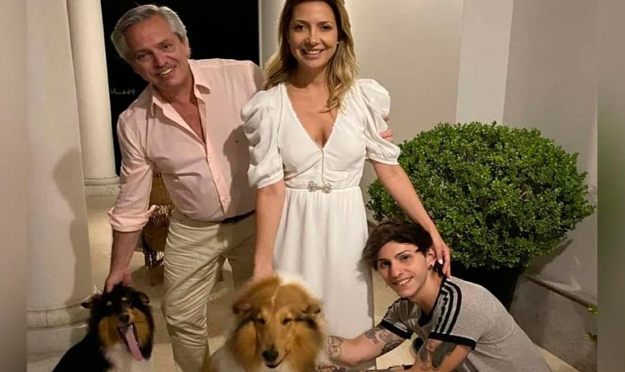 Alberto Fernández cumple años en plena cuarentena: junto a Fabiola Yáñez, su hijo Estanislao y Dylan